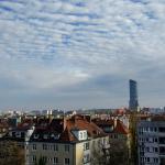 Widok na Wrocław z PAFAWAG.